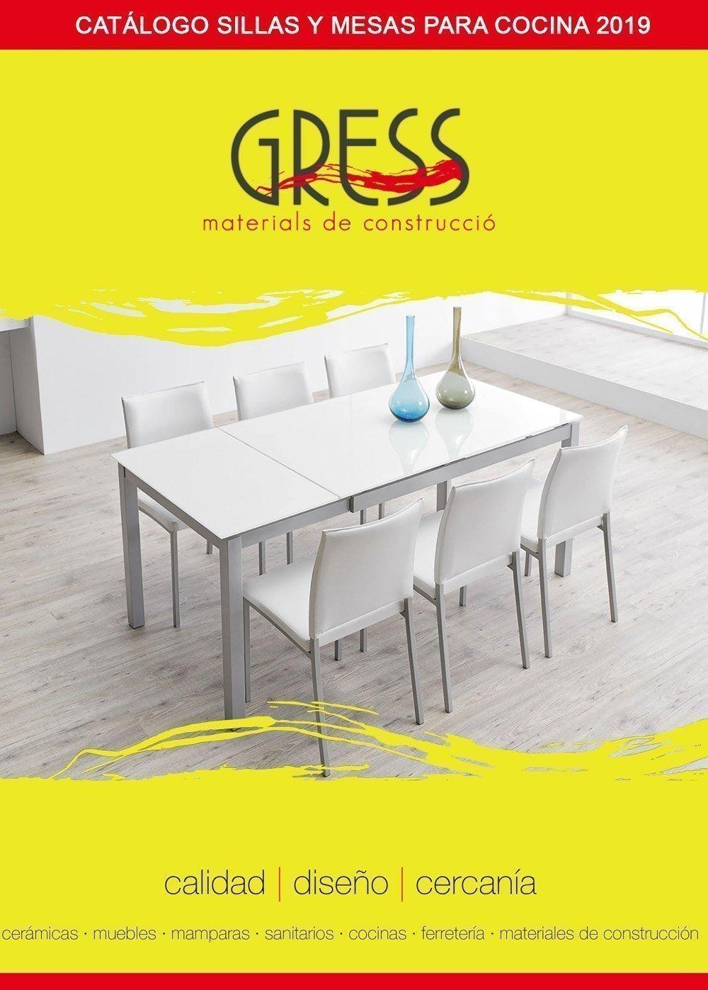 Catálogo Sillas y Mesas GRESS